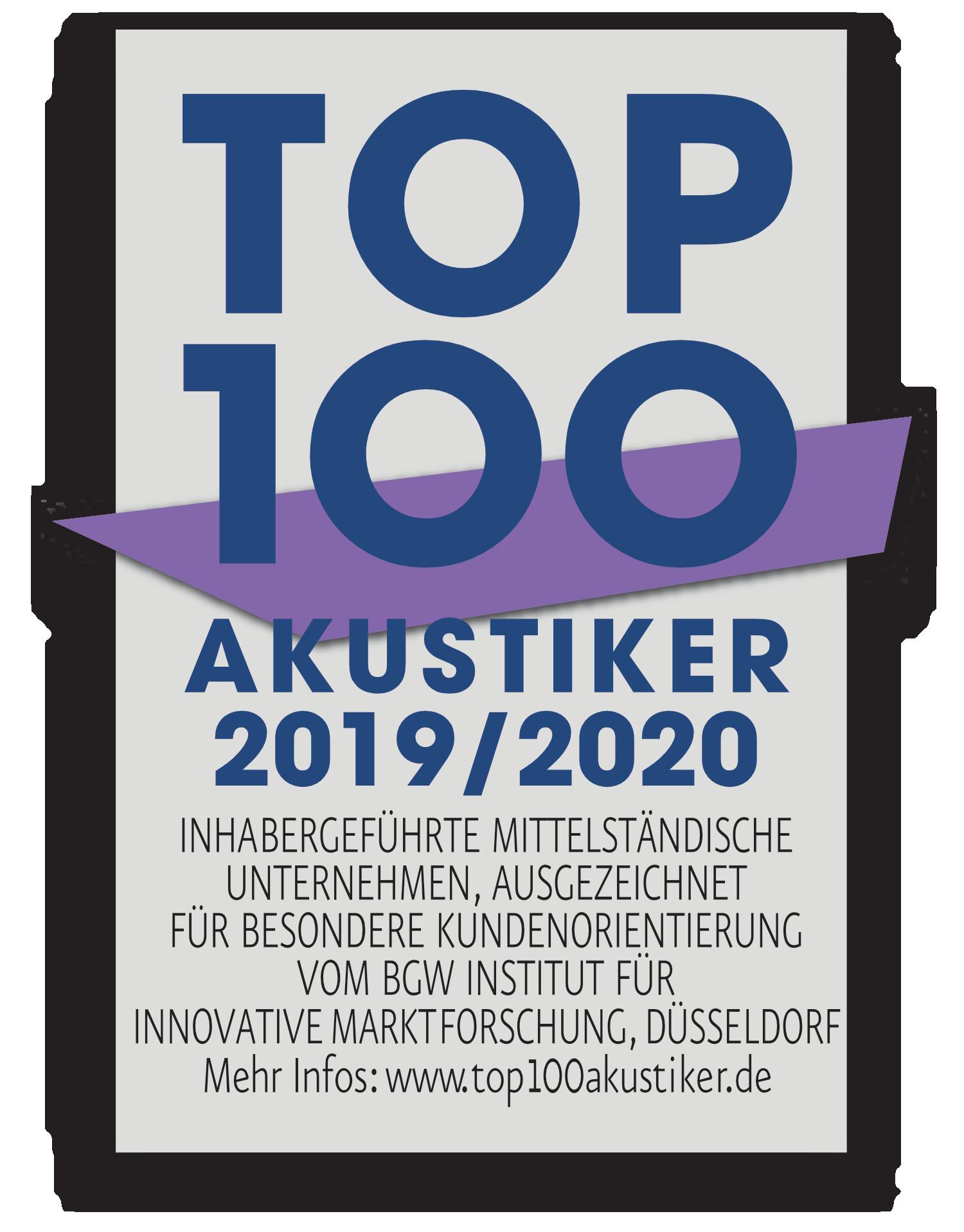 Top 100 Hörakustiker I Hörgeräte Profis