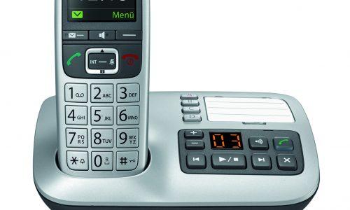 Telefon mit Hörverstärker